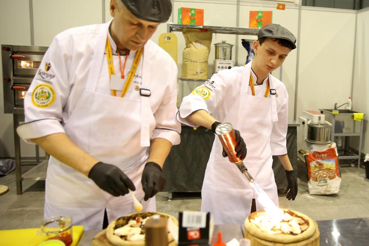 Северские пиццайоло стали лучшими на Чемпионате Сибири