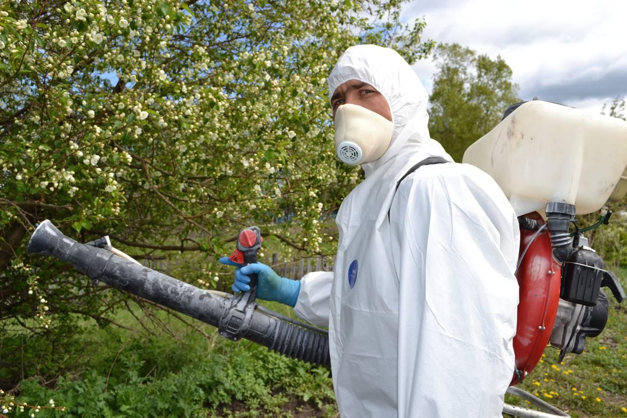 Противоклещевая обработка территории и другие меры профилактики клещевых инфекций