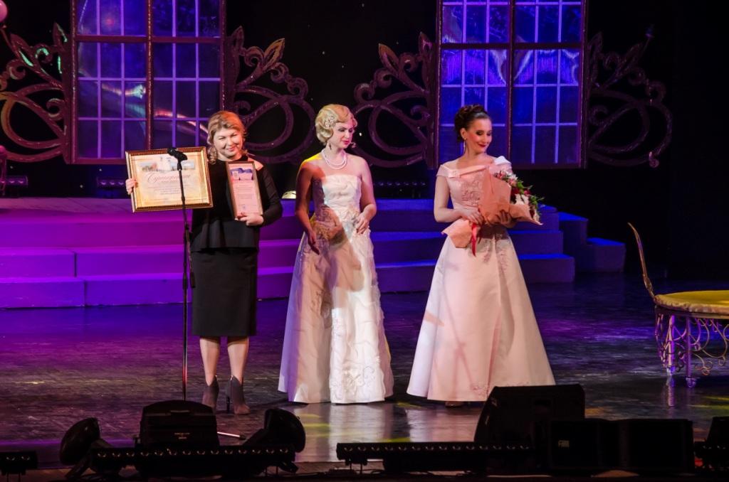 Отгремели праздничные концерты, посвященные 60-летию театра