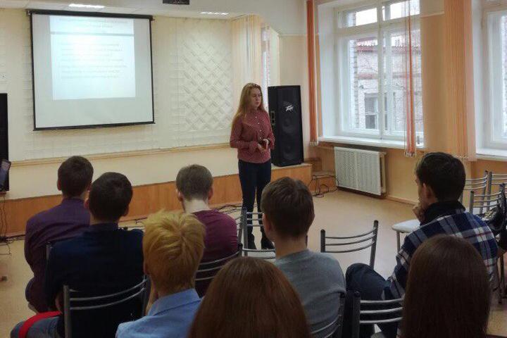 Открытый урок по повышению правовой культуры молодежи
