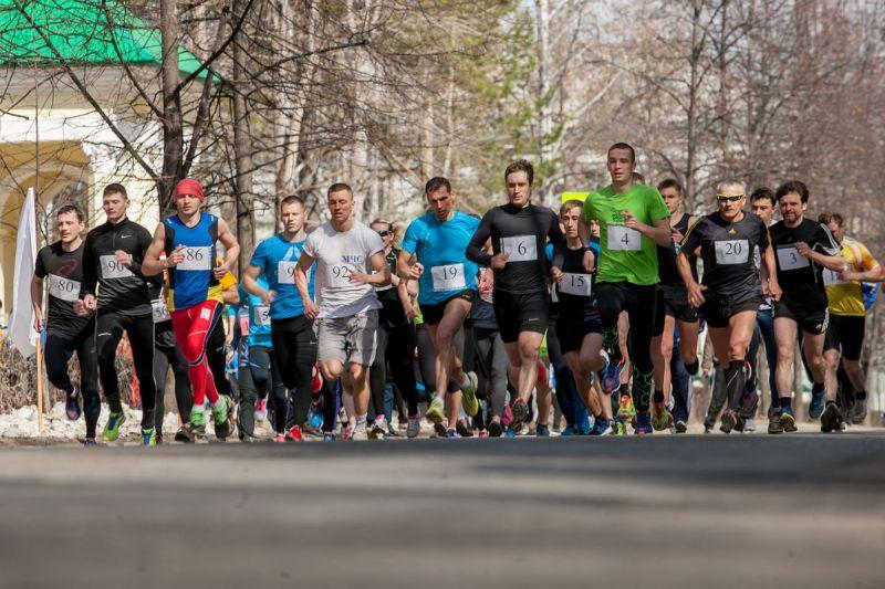 Сегодня в городе пройдет легкоатлетический пробег «Атомная миля»