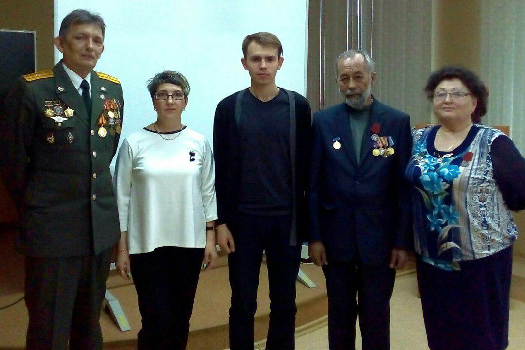В СПК прошла встреча с ликвидаторами в преддверии Дня памяти со дня катастрофы на Чернобыльской АЭС