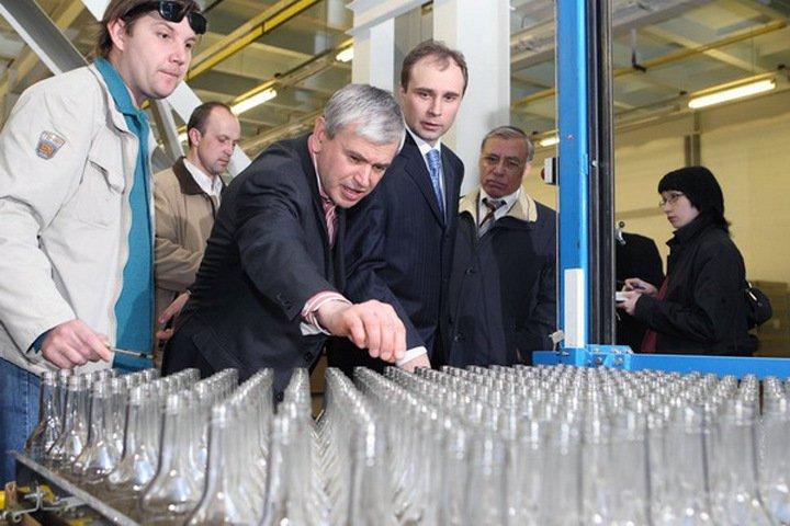 Новосибирская компания приобретет имущество банкротящегося «Северскстекла»