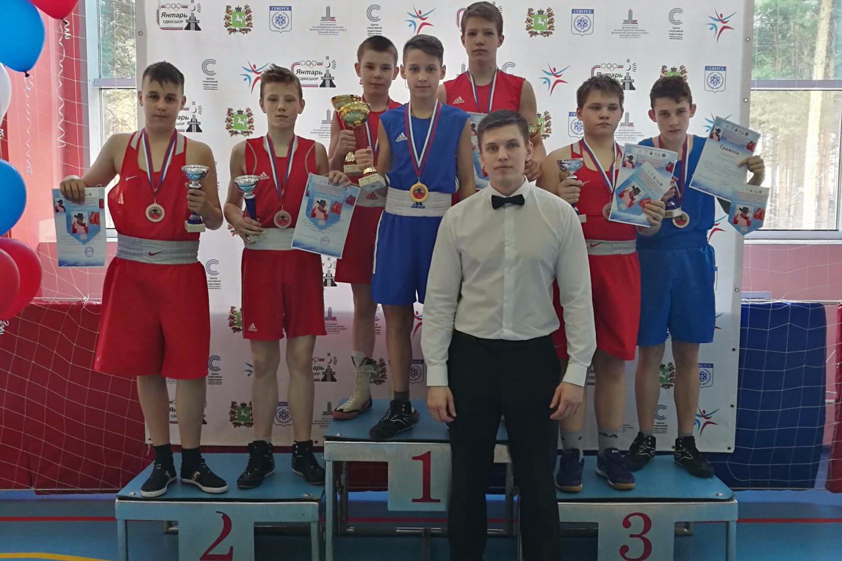 Результаты соревнований по боксу, посвященные памяти Геннадия Фёдоровича Галочкина