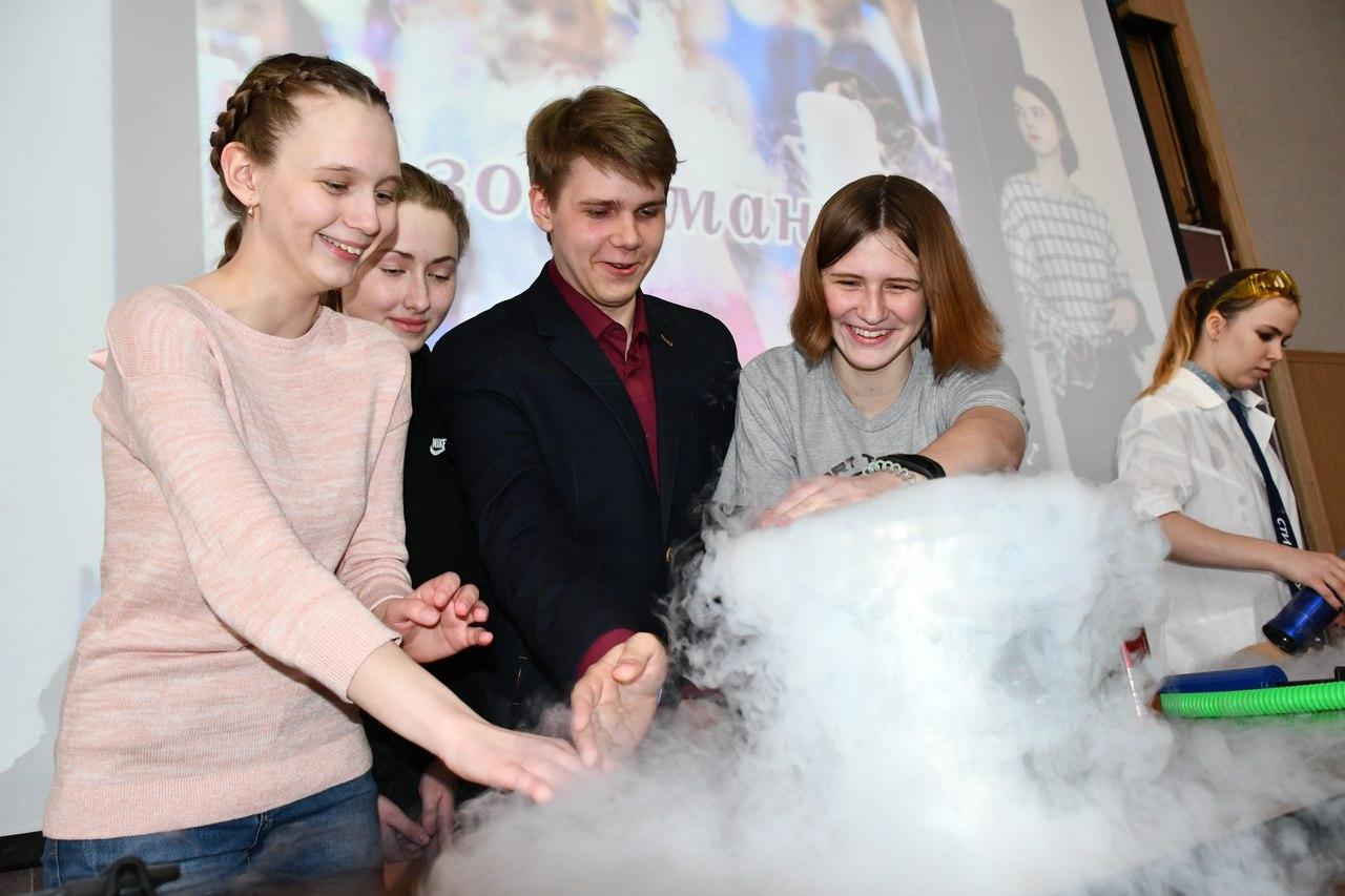 Учащиеся Северской инженерной школы успешно завершили обучение