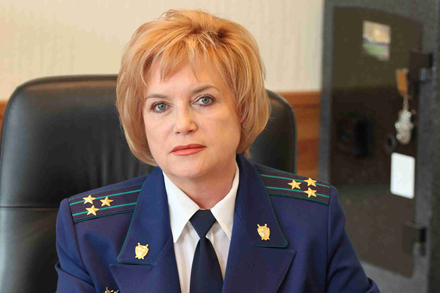 22 мая состоится прием граждан заместителем прокурора области