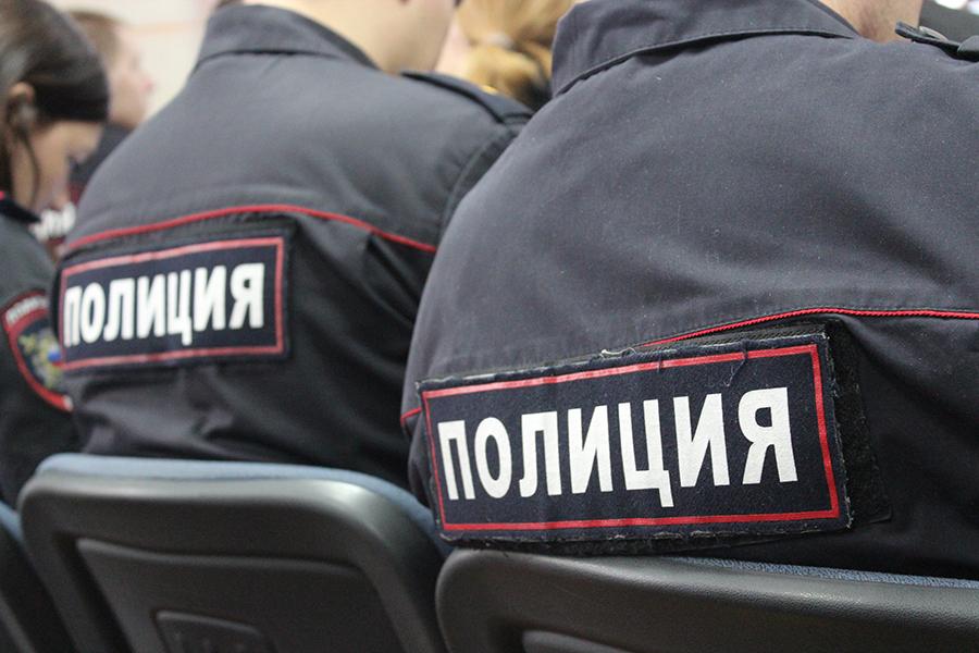 Работа в органах внутренних дел