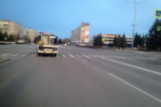 Сотрудники полиции проводят проверку по факту ДТП,  произошедшего на территории ЗАТО Северск