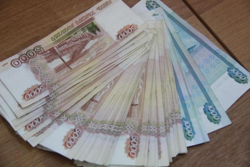 Северскими полицейскими раскрыта кража денежных средств в крупном размере