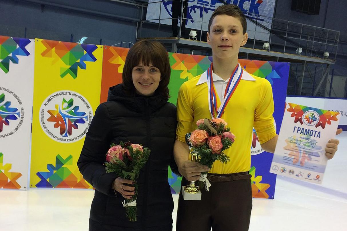 Александр Лебедев получил звание «Мастер спорта России»