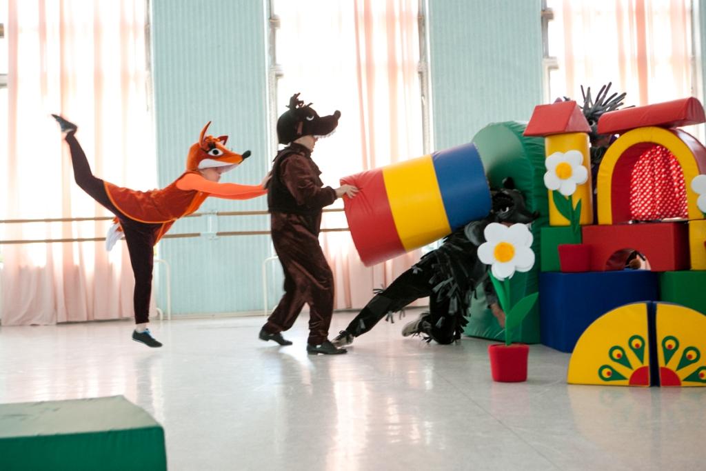 Премьера в Северском музыкальном театре