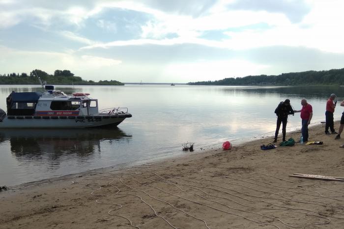 Вчера в Томи утонул мужчина