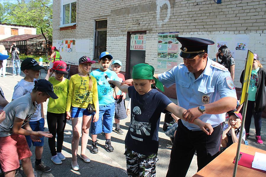 В Северске прошел районный этап конкурса «Безопасное колесо»