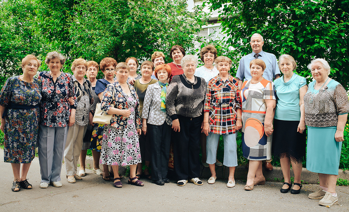 Встреча ветеранов СКБ на конкурсе умельцев «Души прекрасные порывы»
