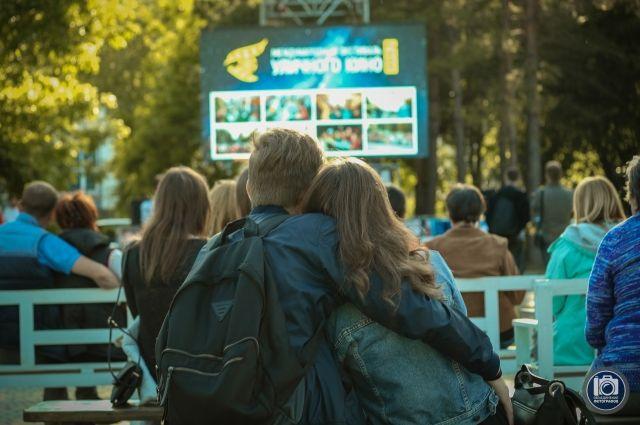 Сегодня в Северске пройдет фестиваль уличного кино