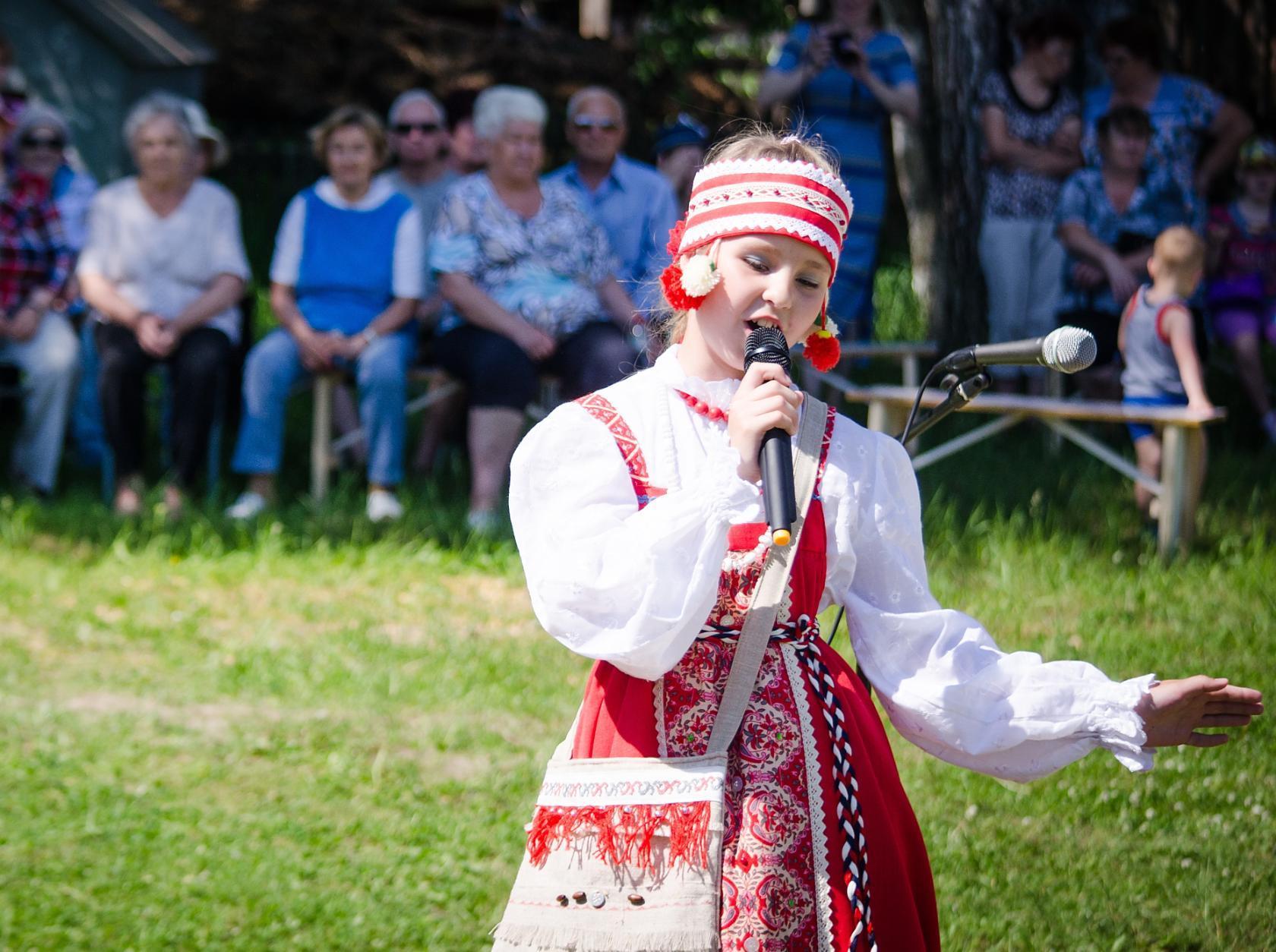 В Томске прошел фестиваль детской патриотической песни войск национальной гвардии РФ
