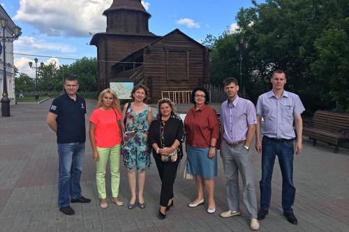 Центр управления проектами ФМБА России побывал с рабочим визитом в поликлиниках Северска
