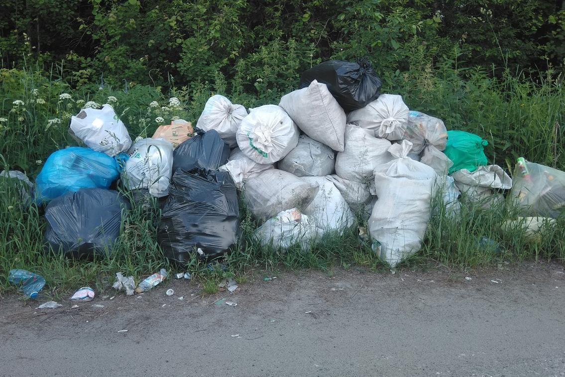 Почему не предусмотрен вывоз мусора?