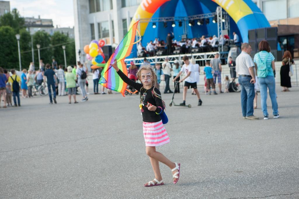 Как прошел День города и День молодежи!