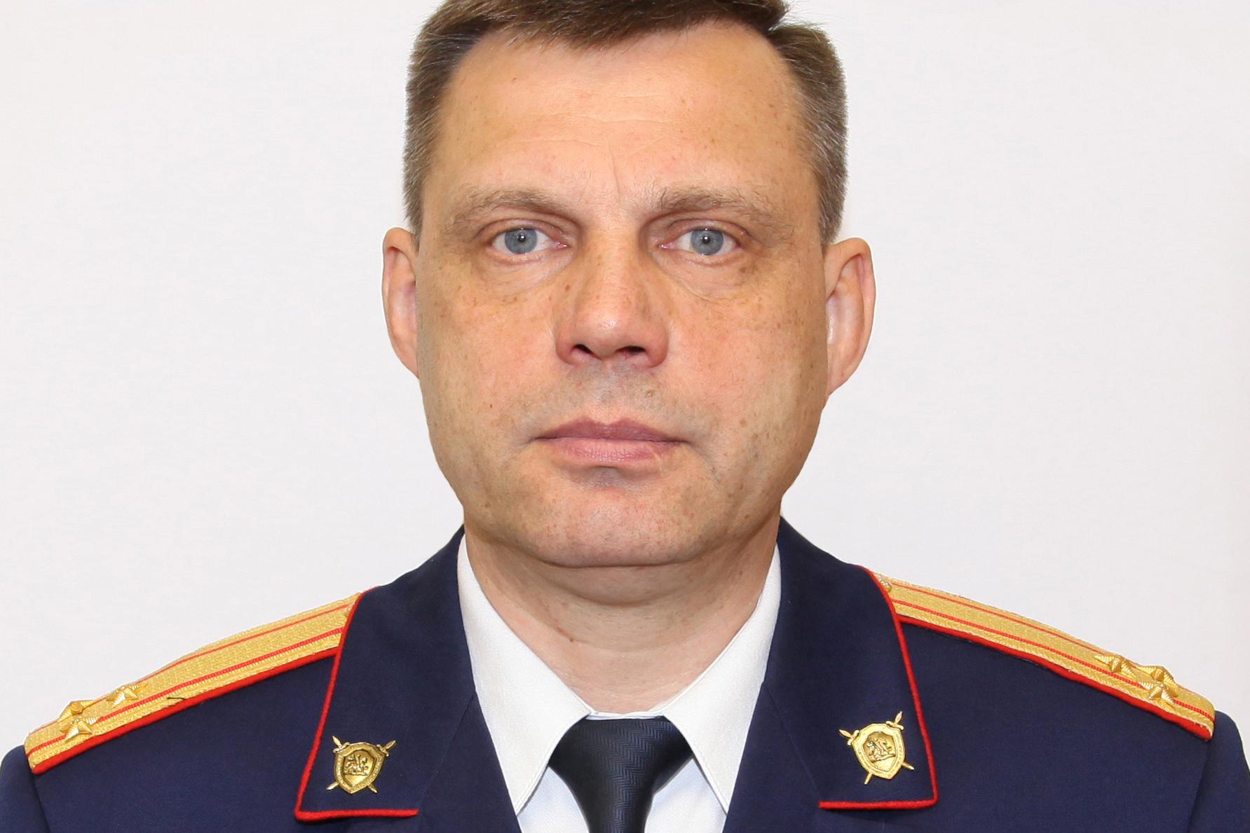 Руководитель следственного комитета по Томской области проведет прием граждан
