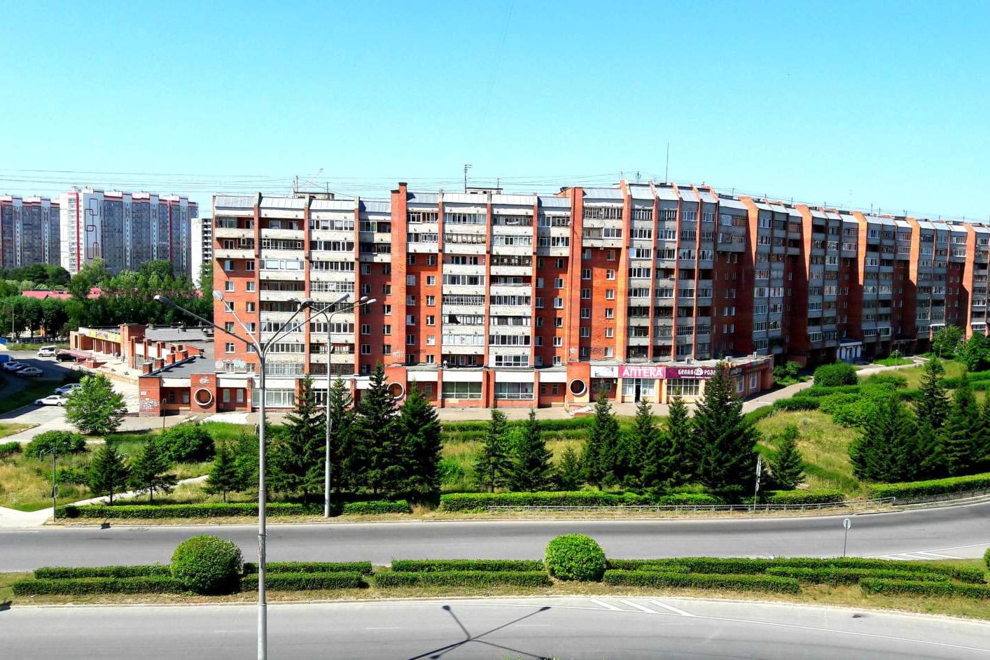 Несколько снимков города от Валентины Меркурьевой