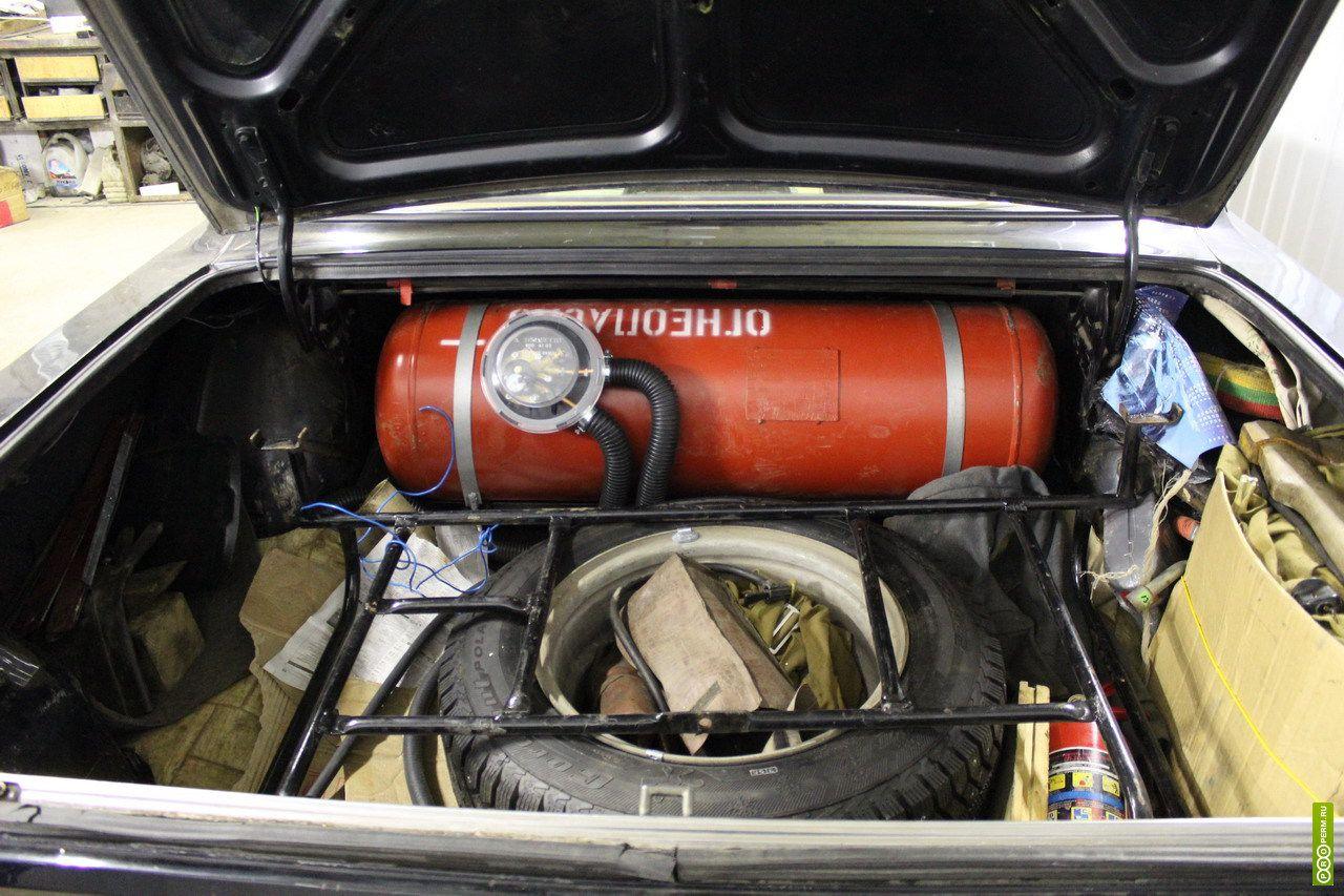 Информация для граждан,устанавливающих на транспортное средство газо-балонное оборудование!