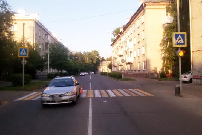 Женщина сбила 67-летнего пешехода