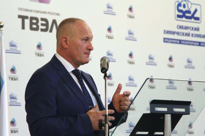 Михаил Зарубин возглавил совет директоров СХК