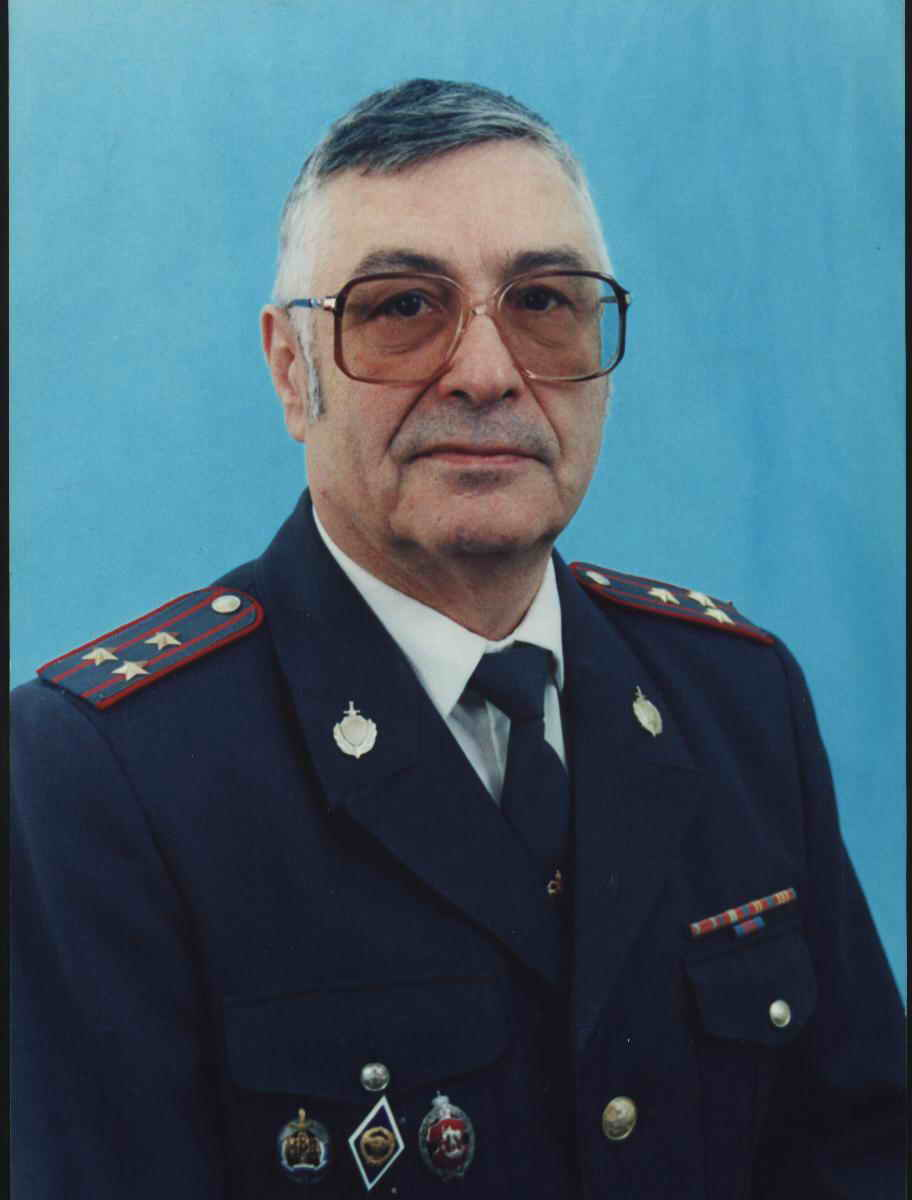 Ушел из жизни ветеран Управления внутренних дел Свирин Николай Маркович