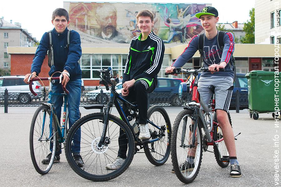 Завтра в центре города пройдет велопробег