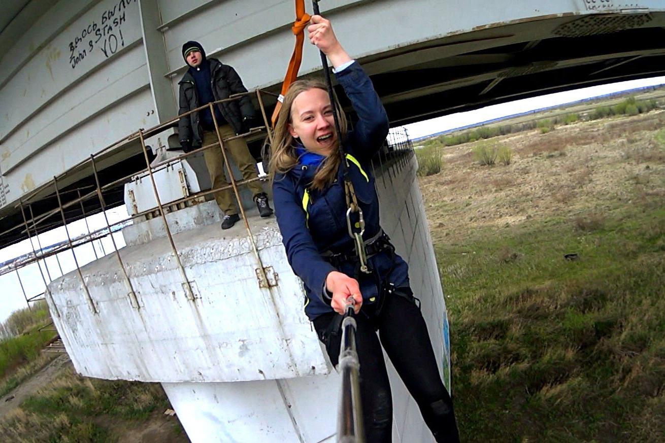 Организатор прыжков с моста получил условный срок