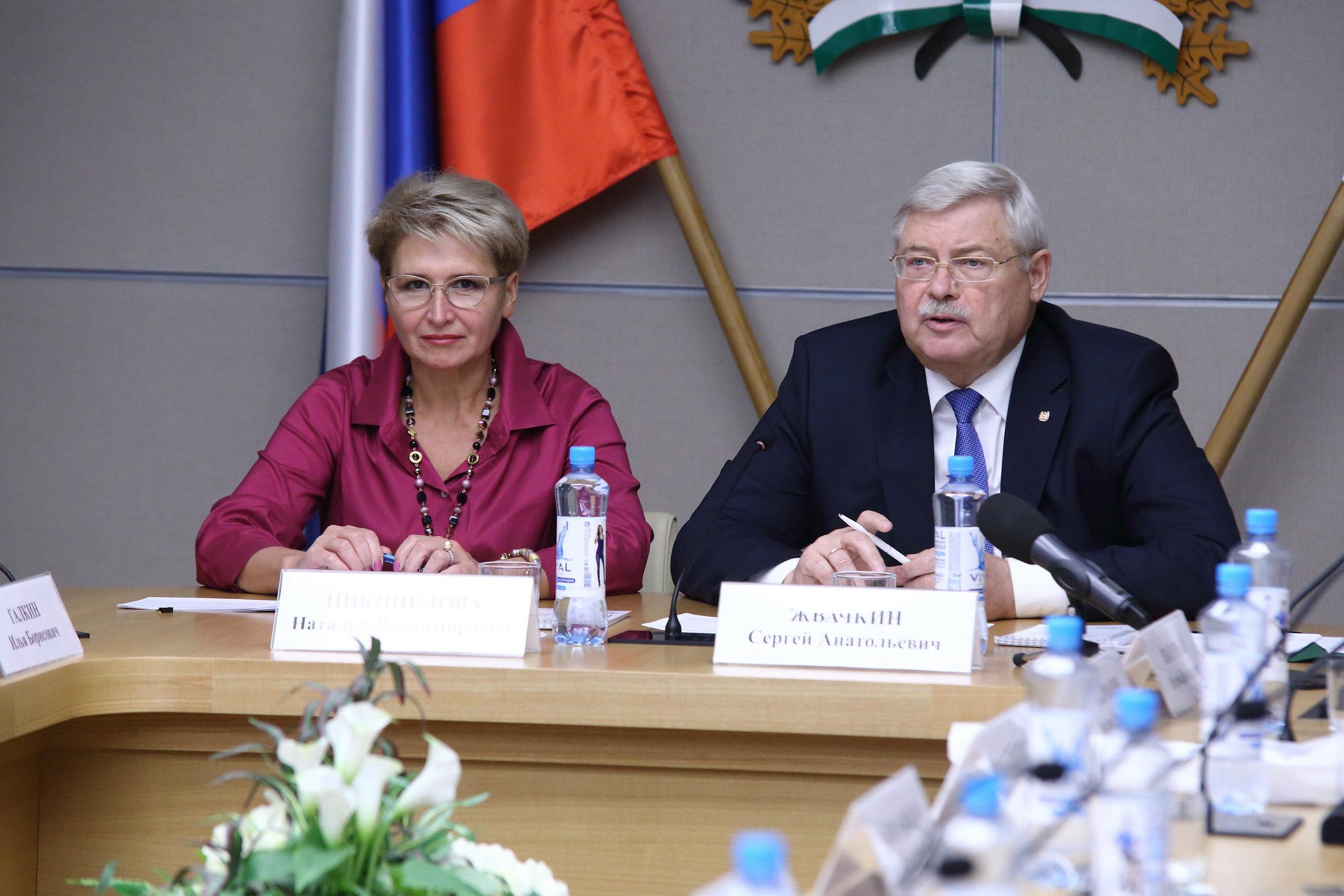 Томская область и Росатом утвердили план развития новых производств
