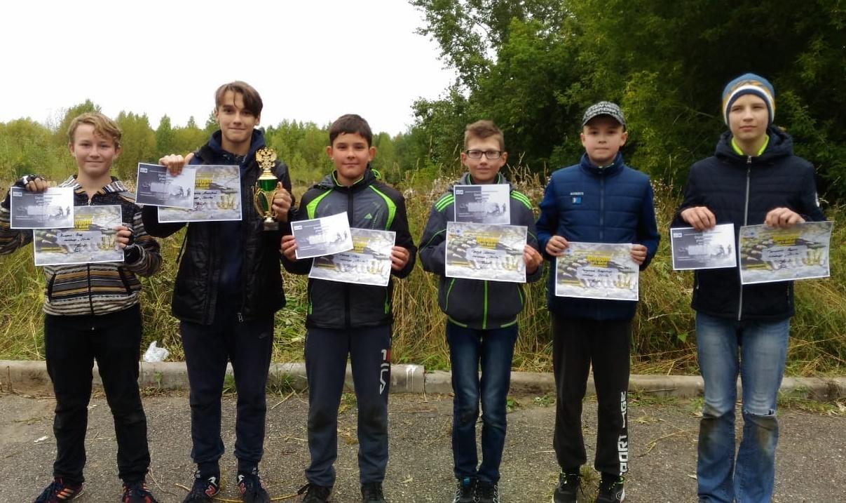 150 человек приняли участие в городском турнире по внеаренному лазертагу