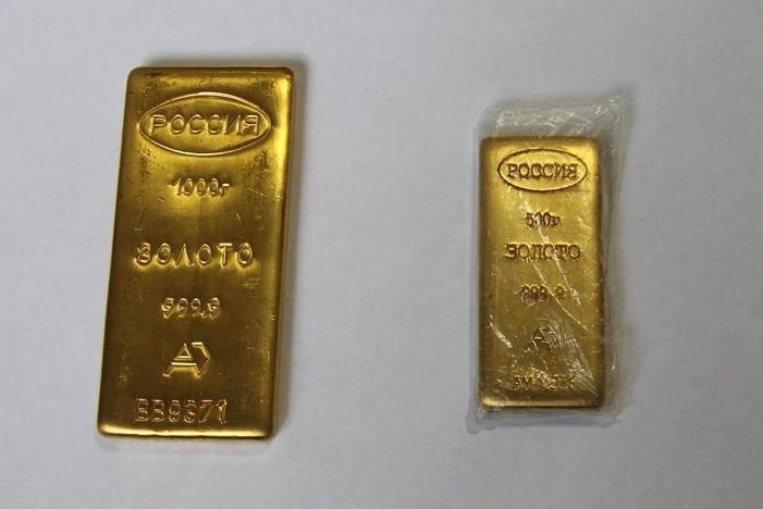 У Владимира Короткевича изъяли полтора килограмма золота