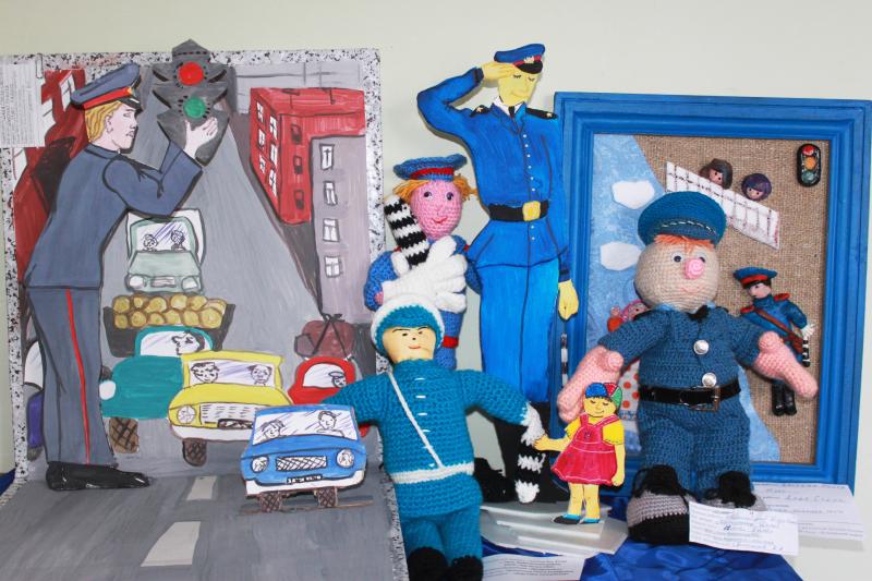 Стартует конкурс детского творчества приуроченный празднованию «Дня сотрудника органов внутренних дел Российской Федерации»