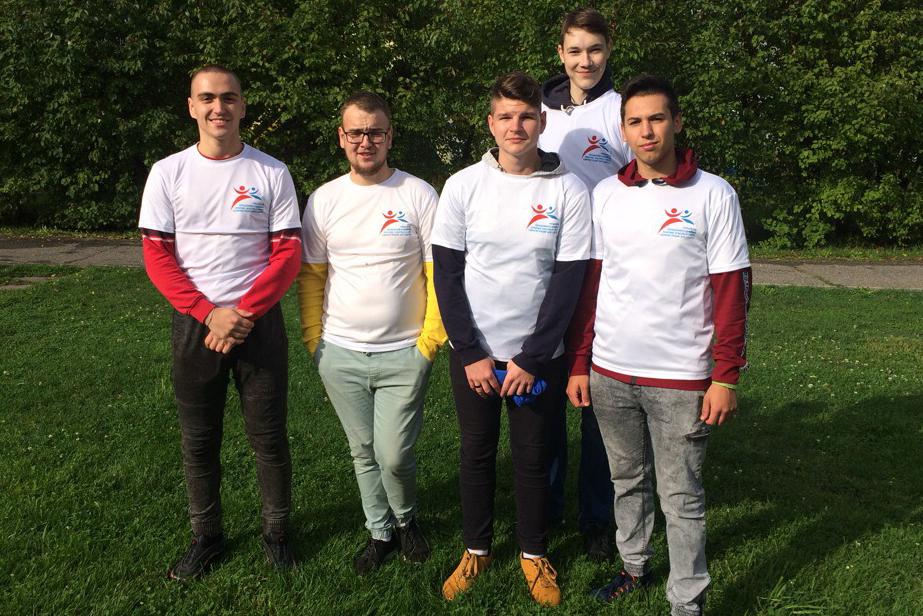 Волонтеры СПК оказали сопровождение участникам фестиваля «Северские зори»