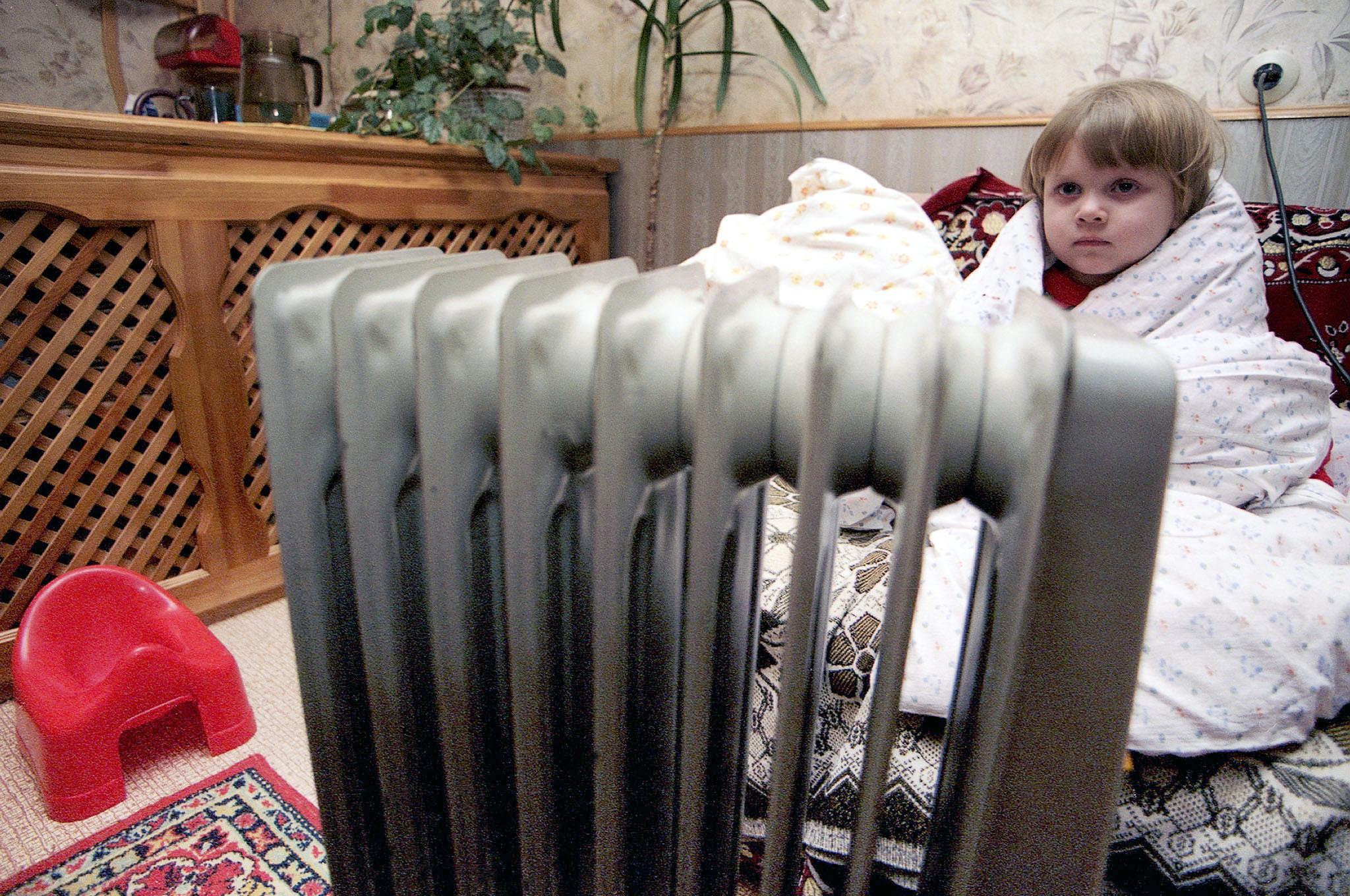 Тепло в дома начнет поступать только 17 сентября