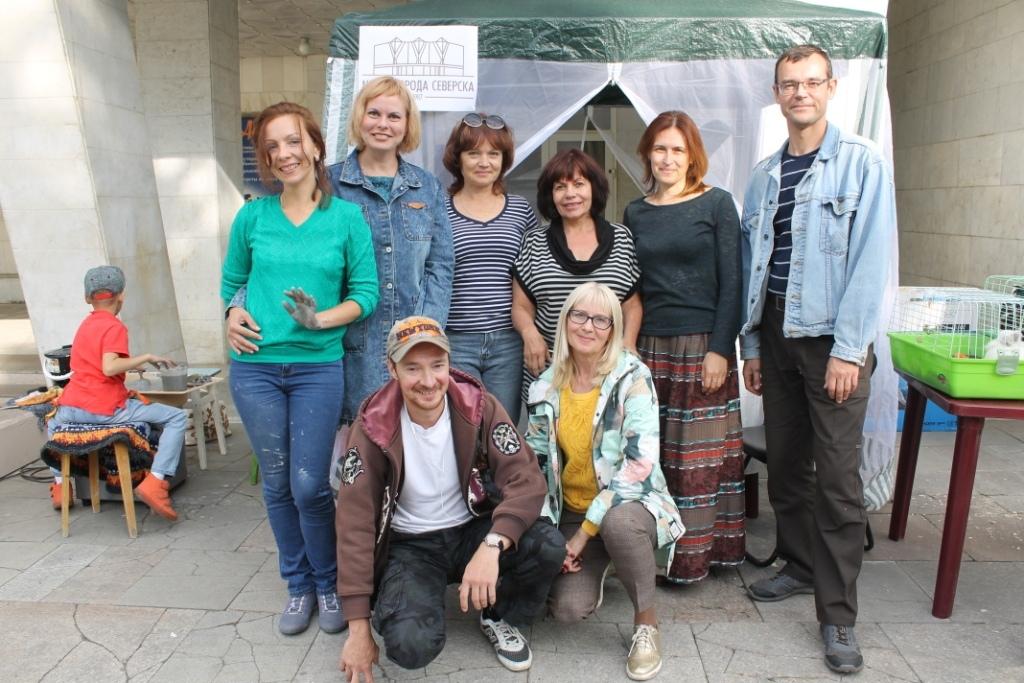 Северский музей и приз зрительских симпатий от томичей