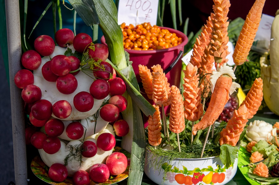 15 сентября на Томском областном рынке пройдет ярмарка «Урожай-2018»
