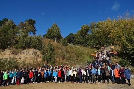 Участники акции  «Чистый берег» собрали более 26 кубометров мусора