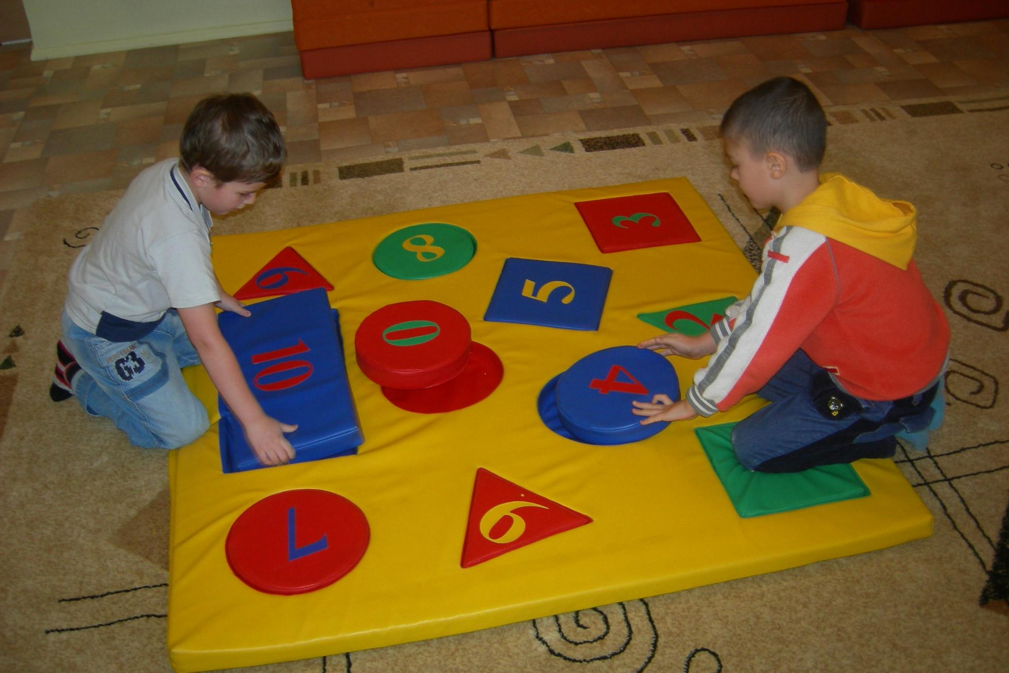 Бесплатные утренние занятия для детей