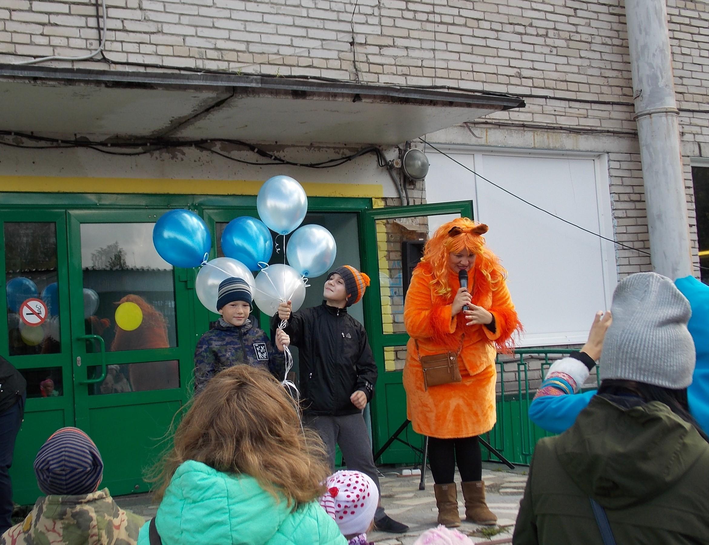 «День журавля» в северском зоопарке
