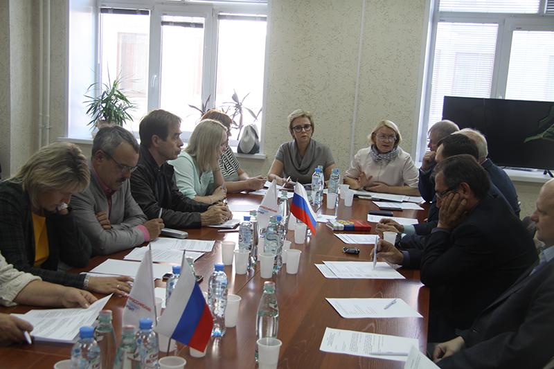 Общероссийский народный фронт в Томской области провел экспертное совещание по проблемам сохранения мужского здоровья и социального долголетия