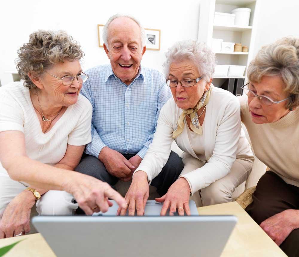 Пенсионеры Северска смогут овладеть компьютерной грамотностью
