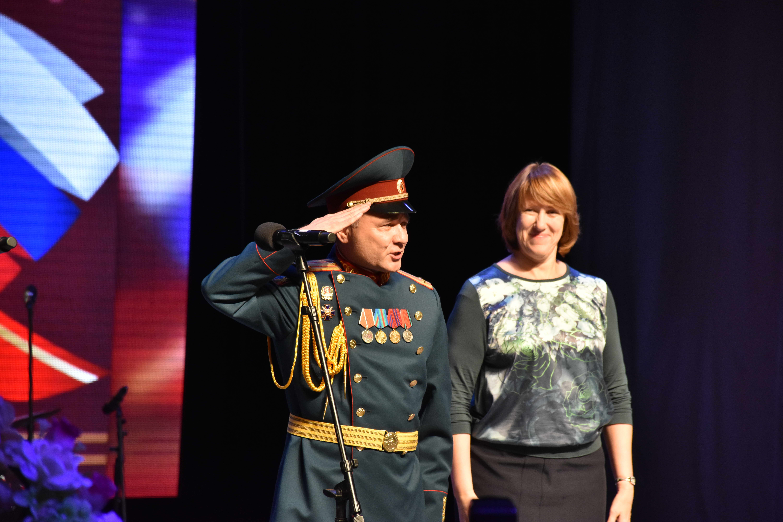 Северский кадетский корпус отметил свой первый 10-летний юбилей