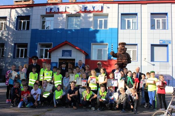 В Северске прошел ежегодный детский фестиваль «Зебра»