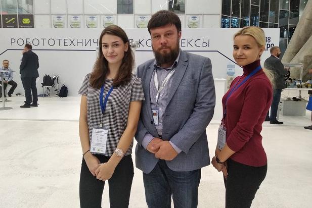 Северчане приняли участие в конкурсе проектов школьных технопарков