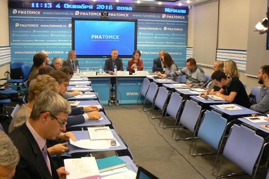 Томская область получит «радиоактивный бонус» за 6 миллиардов