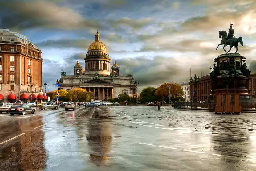 Видео-собеседование с работодателями из Санкт-Петербурга