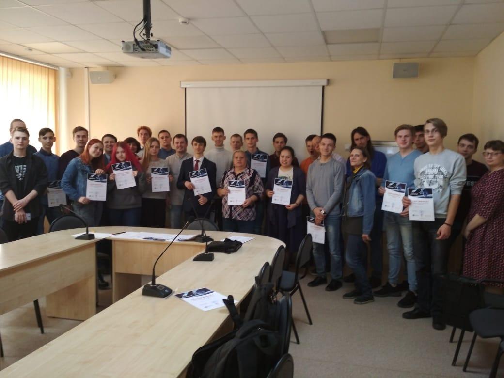 Студенты приняли участие в бизнес-акселераторе «StartupLab»